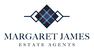 Margaret James logo