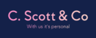 C. Scott & Co logo