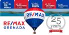 RE/MAX Grenada logo