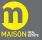 Maison Real Estates Logo