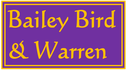 Bailey Bird & Warren, NR21