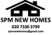 SPM New Homes - Arizona House logo