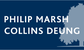 Philip Marsh Collins Deung logo