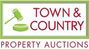 Town and Country Property Auctions logo