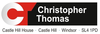Christopher Thomas logo