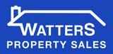 Watters Property Sales Logo