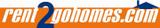Rent2Go Homes Logo