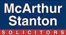 Logo of McArthur Stanton