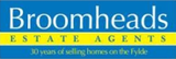 Broomheads Estate Agents Logo