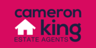 Cameron King Estate Agents logo