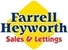 Farrell Heyworth - Blackpool logo
