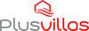 Plusvillas logo