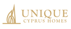 UNIQUE CYPRUS HOMES logo