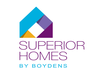 Superior Homes by Boydens Logo