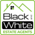Black and White Estate Agents