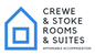 Marketed by Crewe & Stoke Rooms & Suites