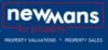 Newmans For Property logo