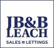 J B & B Leach logo