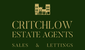 Critchlow Estate Agents logo