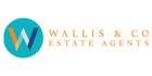Logo of Wallis & Co Estate Agents Ltd