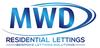 MWD Residential Lettings logo