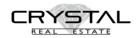 Crystal Real Estate logo