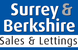 Surrey and Berkshire Sales and Lettings logo