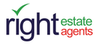Right Estate Agents logo