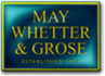 May Whetter and Grose logo