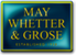 Marketed by May Whetter and Grose