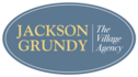 Jackson Grundy, The Village Agency logo
