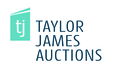 Taylor James Auctions logo