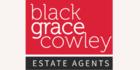 Black Grace Cowley logo