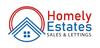 Homely Estates logo