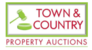 Town & Country Property Auctions logo