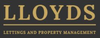Lloyds Lettings and Property Management