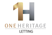 One Heritage Lettings - Leeds logo