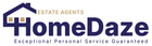 Homedaze Estate Agents logo