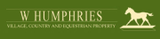 W Humphries Logo