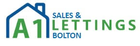 A1 Sales & Lettings Bolton logo