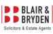 Blair & Bryden Partnership logo