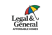 Legal & General Affordable Homes - Trent Park logo