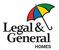 Legal & General Homes - Nobel Park logo