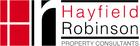Hayfield Robinson Commercial logo