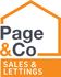 Page & Co Property Services logo