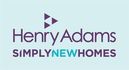 Henry Adams Simply New Homes logo