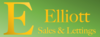 Elliott Sales and Lettings logo