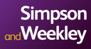 Logo of Simpson & Weekley