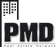 PMD REAL ESTATE NETWORK logo