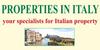 Properties In Italy logo